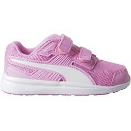 Puma Escaper Mesh V Inf Jr 190327 09 schoenen roze