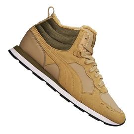Puma Vista Mid Wtr M 369783-03 schoenen bruin