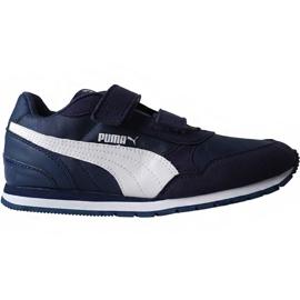 Puma St Runner v2 Nl V Ps Jr 365294 09 schoenen marine