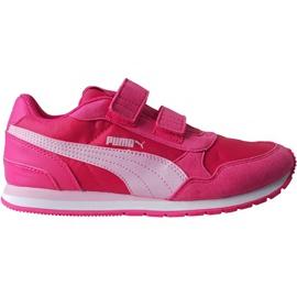 Puma St Runner v2 Nl V Ps Jr 365294 12 schoenen roze
