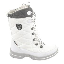 Sneeuwlaarzen met een American Club SN08-membraan, wit