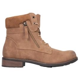 Goodin Bruine laarzen