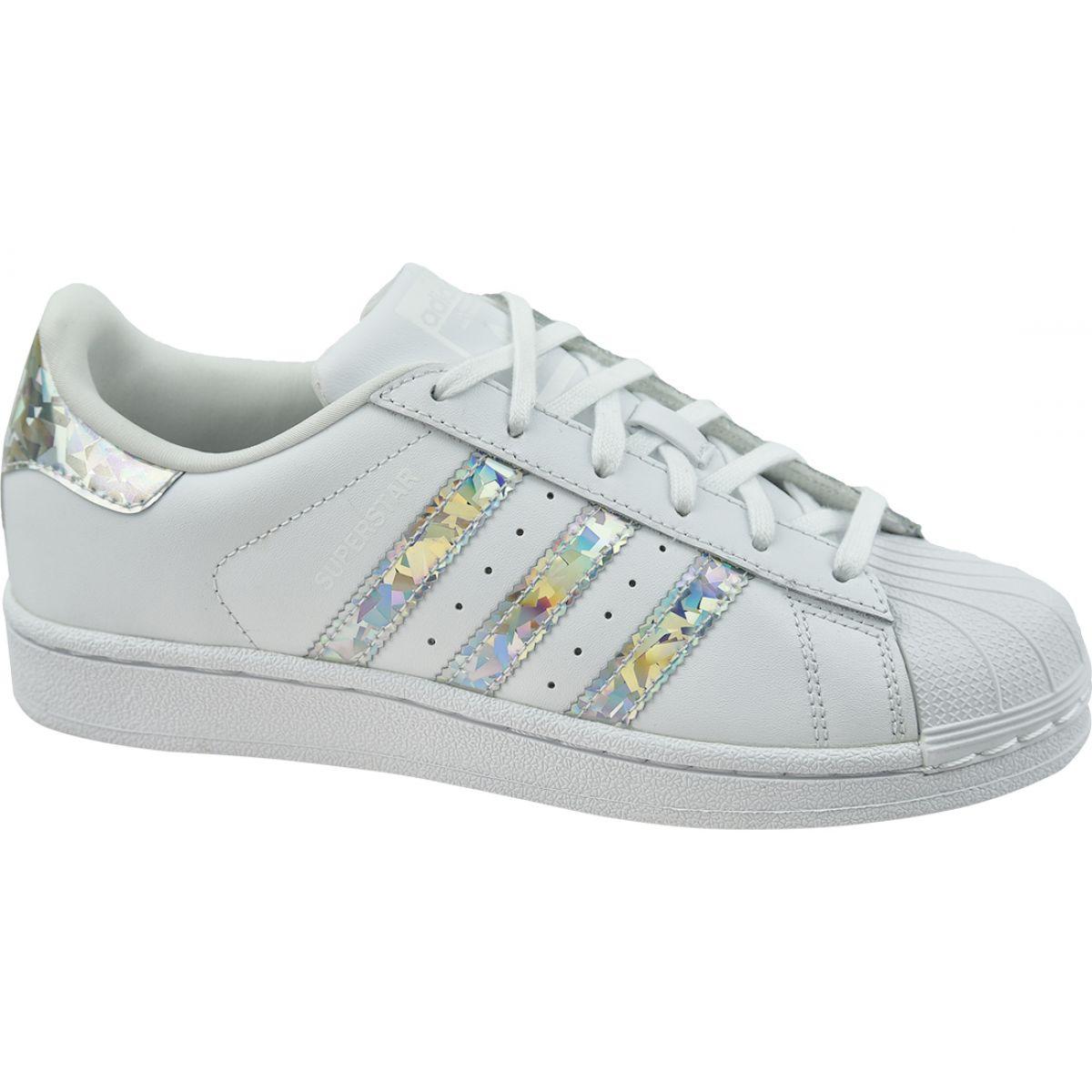 Adidas Originals Superstar Jr F33889 schoenen wit