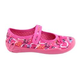 Befado kinderschoenen 114X358 roze