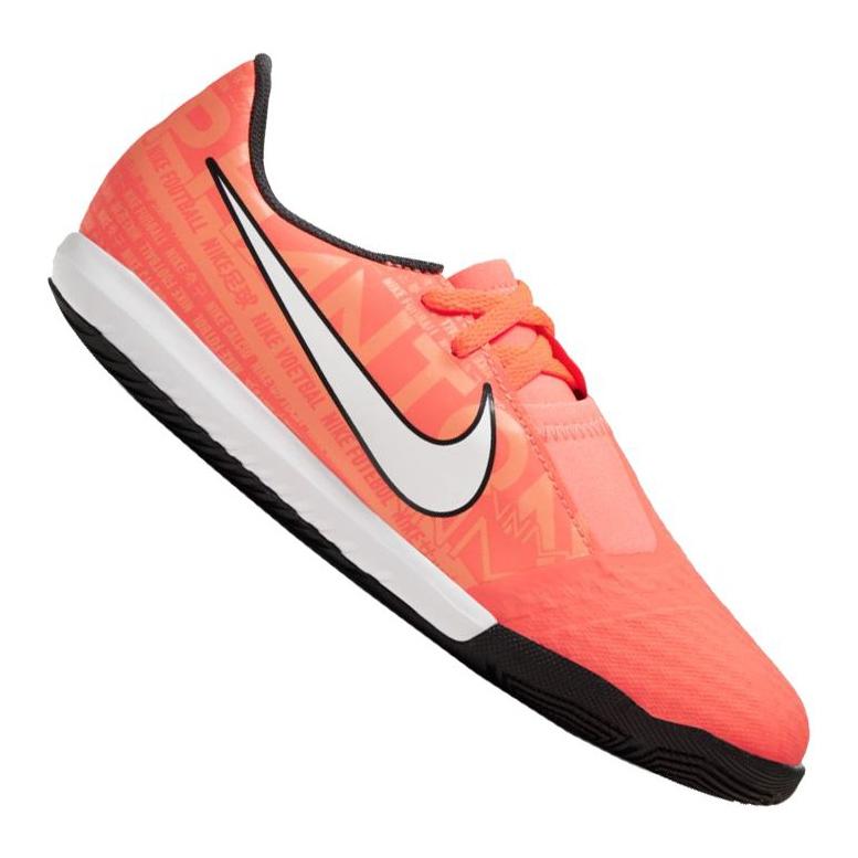 Nike Phantom Vnm Academy Ic Jr AO0372-810 schoenen oranje