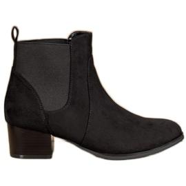 Kylie Klassieke Jodhpur-laarzen zwart