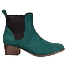 Kylie Klassieke Jodhpur-laarzen groen