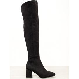 Seastar Elegante hoge laarzen zwart