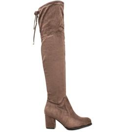 J. Star Slip-on hoge laarzen