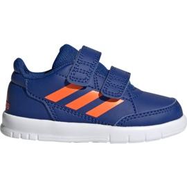 Adidas AltaSport Cf I Jr G27108 schoenen blauw