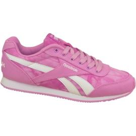 Reebok Royal Cl Jog 2GR W AQ9379 schoenen roze