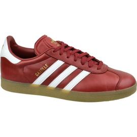 Adidas Gazelle W BZ0025 schoenen rood