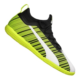 Puma One 5.3 It Ic M 105649-03 voetbalschoenen geel