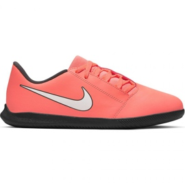 Nike Phantom Venom Club Ic Jr AO0399-810 indoorschoenen oranje oranje
