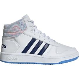 Adidas Hoops Mid 2.0 Jr EE8546 schoenen wit