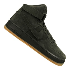 Nike Air Force 1 High Lv 8 Gs Jr 807617-300 schoenen groen