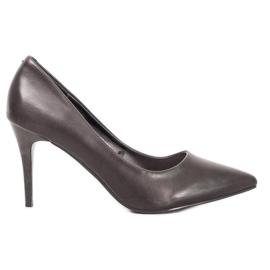 Kylie Zwarte pumps