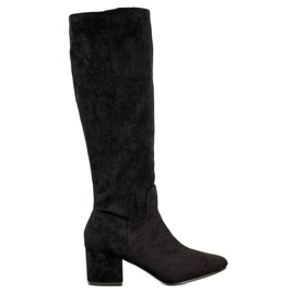 Seastar Casual laarzen zwart
