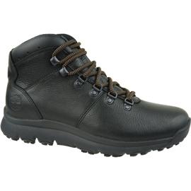 Timberland World Hiker Mid M A211J schoenen zwart