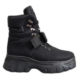 Seastar Warme mode laarzen zwart