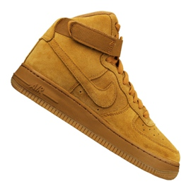 Nike Jr Air Force 1 High Lv 8 Gs Jr 807617-701 schoenen geel