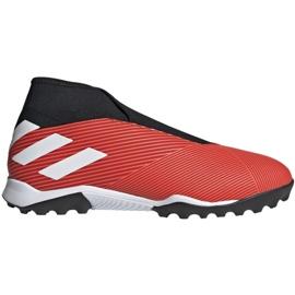 Adidas Nemeziz 19.3 Ll Tf M G54686 voetbalschoenen zwart, rood rood
