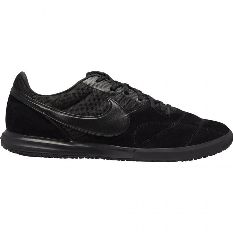 Nike Premier Ii Sala M Ic AV3153 011 voetbalschoenen zwart zwart