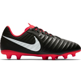 Nike Tiempo Legend 7 Club Mg Jr AO2300 006 voetbalschoenen zwart