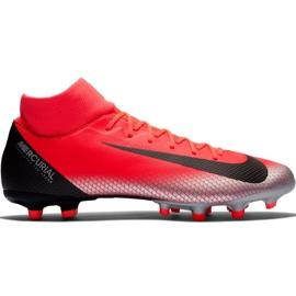 Nike Mercurial Superfly 6 Academy CR7 Mg M AJ3541 600 voetbalschoenen rood