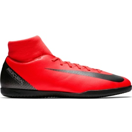 Nike Mercurial Superfly X 6 Club CR7 Ic M AJ3569 600 voetbalschoenen rood