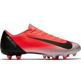 Nike Mercurial Vapor 12 Academy CR7 Mg M AJ3721 600 voetbalschoenen rood