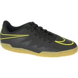 Indoorschoenen Nike Hypervenomx Phelon Ii Ic Jr 749920-009 zwart zwart