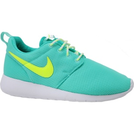 Nike Roshe One Gs W 599729-302 schoenen blauw
