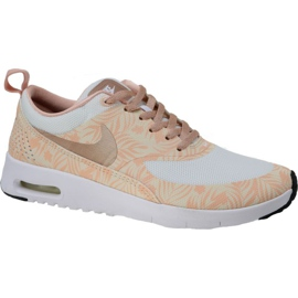 Nike Air Max Thea Print Gs W 834320-100 schoenen bruin