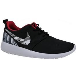 Nike Roshe One Print Gs W schoenen 677782-012 zwart