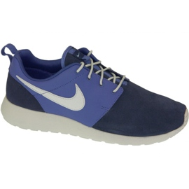 Nike Rosherun Premium M 525234-401 schoenen marine