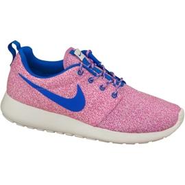 Nike Rosherun Print W 599432-137 schoenen roze