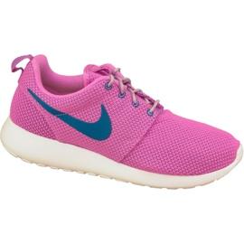 Nike Rosherun W 511882-502 schoenen roze