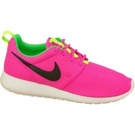 Nike Rosherun Gs W 599729-607 schoenen roze