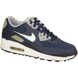 Nike Air Max 90 Gs W 307793-417 schoenen marine