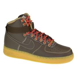 Nike Air Force 1 High M 315121-203 schoenen bruin