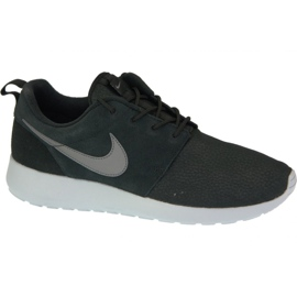 Nike Roshe One Suede M 685280-001 schoenen zwart