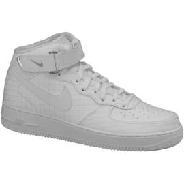 Nike Air Force 1 Mid '07 LV8 M 804609-100 schoenen wit