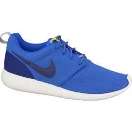 Nike Roshe One Gs W schoenen 599728-417 blauw