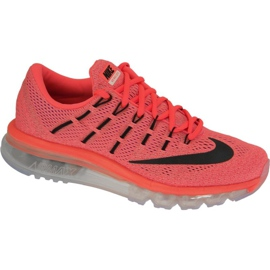 Nike Air Max 2016 schoenen in 806772-800 rood