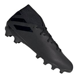 Adidas Nemeziz 19.3 Mg M EF8874 schoenen zwart