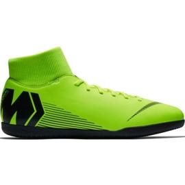 Nike Mercurial Superfly X 6 Club Ic M AH7371 701 voetbalschoenen groen zwart, groen