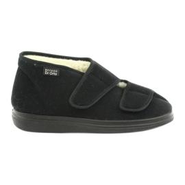 Befado damesschoenen pu 986D011 zwart