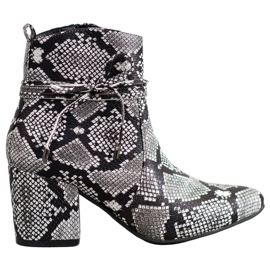 SHELOVET Boots On A Bar veelkleurig
