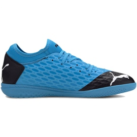 Indoorschoenen Puma Future 5.4 It M 105804 01 blauw blauw